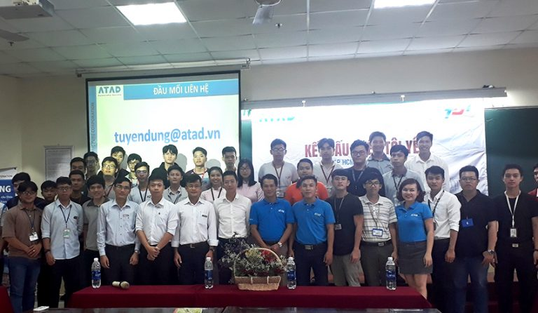 """I like steel structure "" Workshop at Ton Duc Thang University"