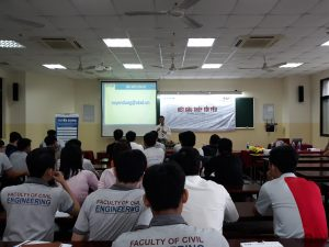 Mr. Dao Duc Tung shared knowledge about steel structure industry and ATAD
