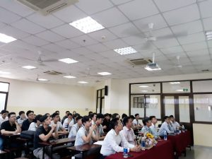 """""""I like steel structure """" Workshop at Ton Duc Thang University"""