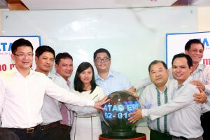 ATAD Steel Structure Corporation has officially operated the go-live ERP SAP 4HANA system.