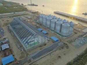 Grain Terminal 3