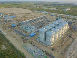 Grain Terminal 4