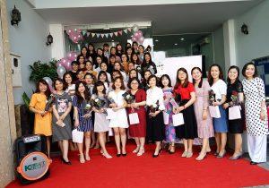 Happy women's day at ATAD 1