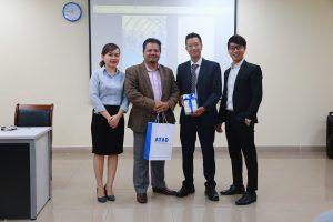 Students of University of Technology visited ATAD Dong Nai factory 2