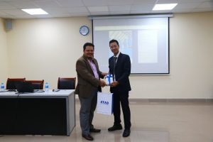 Students of University of Technology visited ATAD Dong Nai factory 3