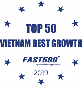 ATAD in the Top 50 Business Best growth in 2019 Vietnam FAST500