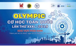 2019 National Mechanical Olympic competition 1