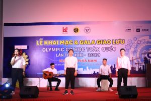 Opening ceremony of 2019 National Mechanical Olympic competition 3