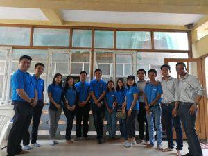 ATAD Myanmar team presented gifts to underprivileged children and the elderly 6