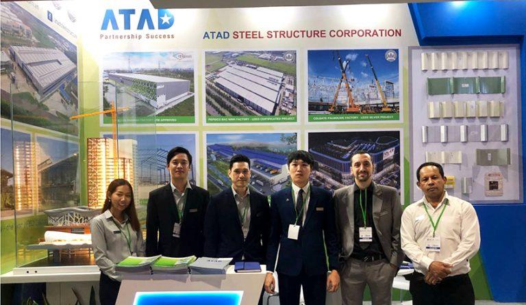 ATAD participated in Architect'19 exhibition