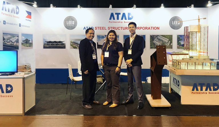 ATAD joined Philconstruct Visayas 2019