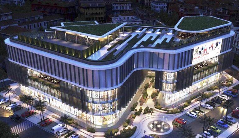 ATAD telah menyelesaikan Proyek Furi Times Square
