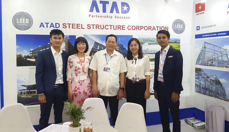 ATAD highlight at Myanbuild's 2019