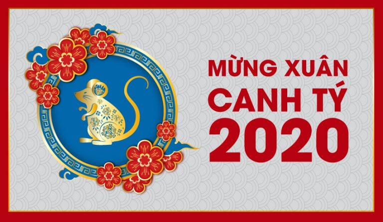 Happy 2020 Lunar New Year Greetings