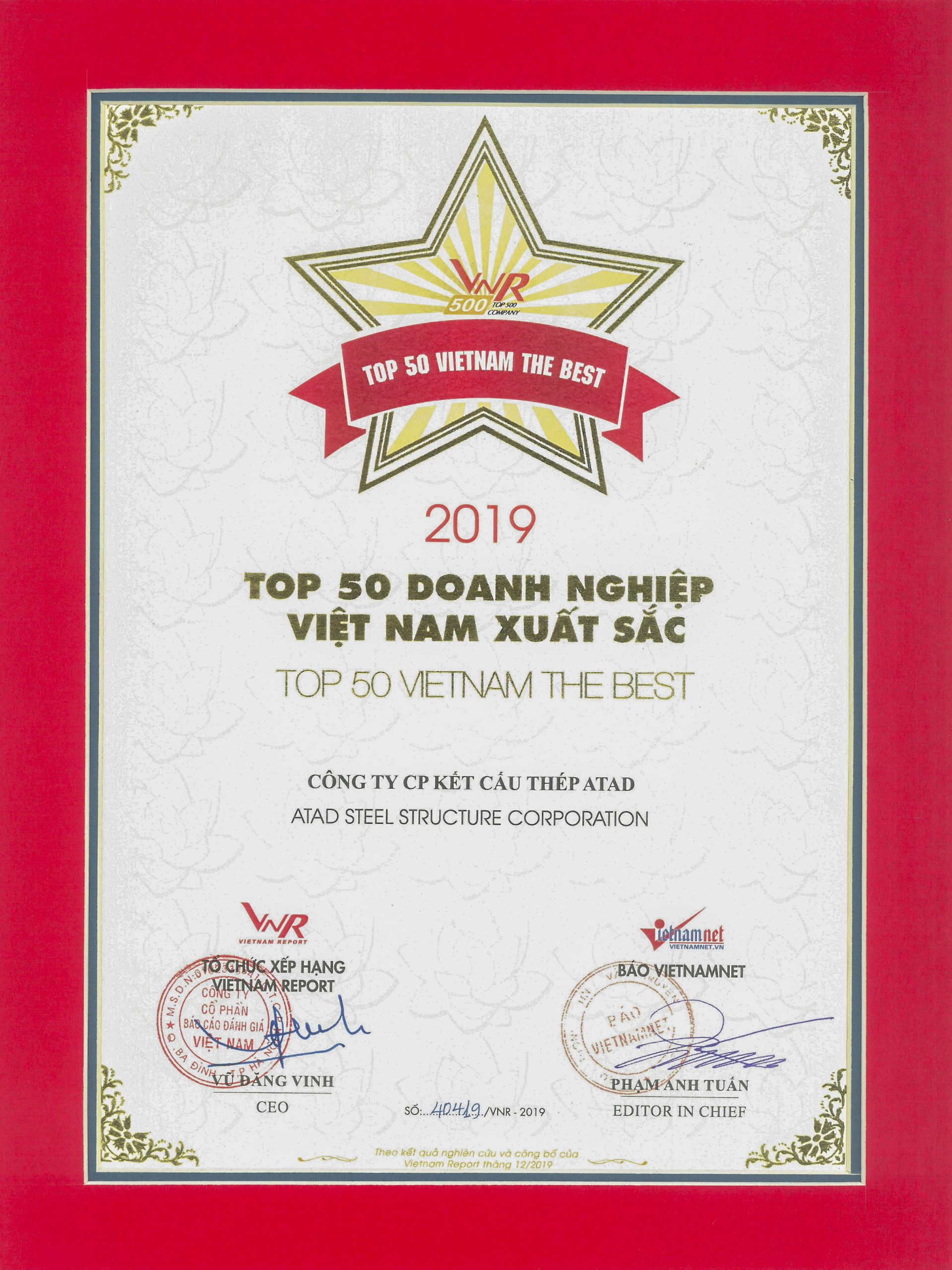 top 50 vietnam the best