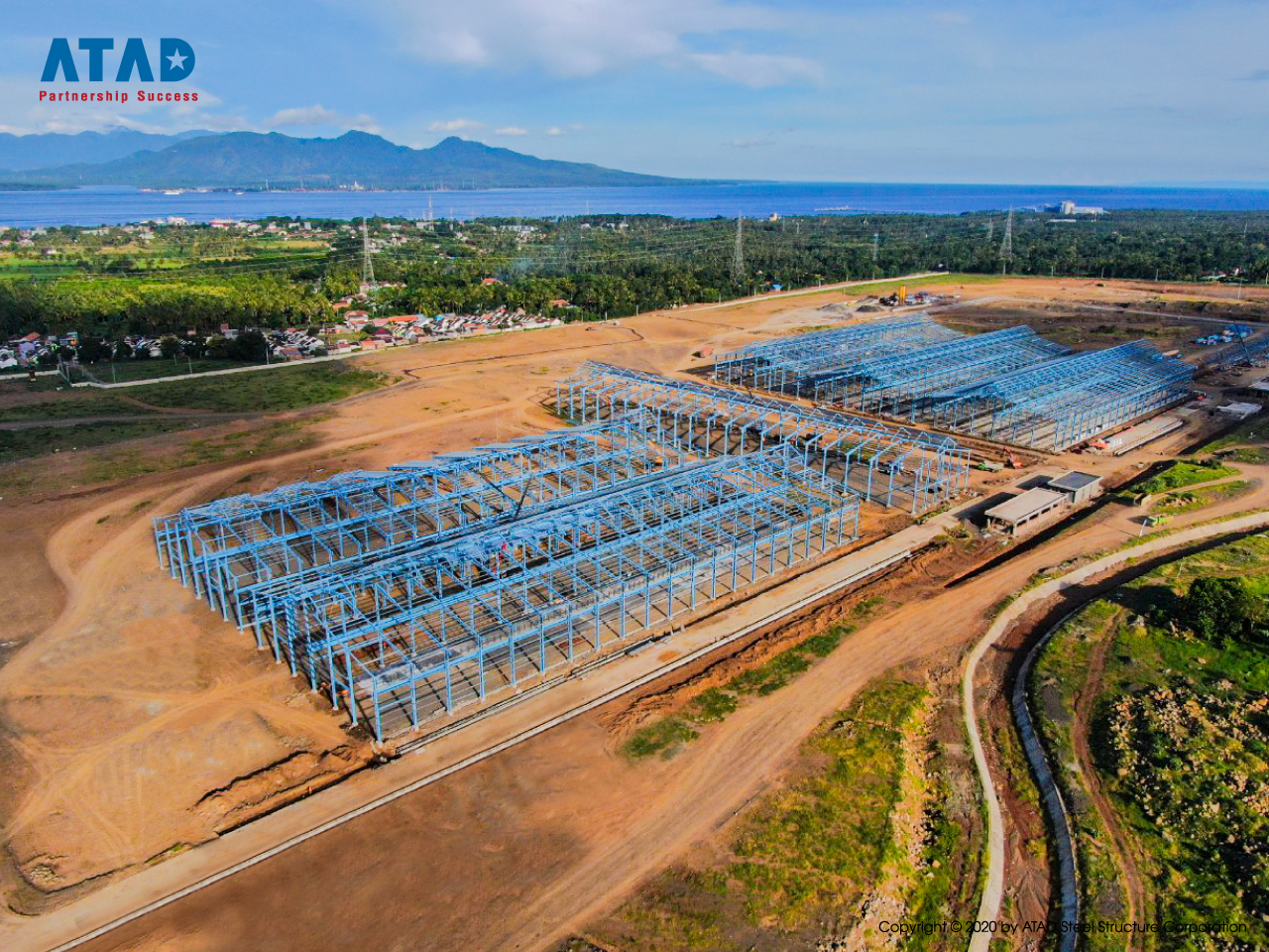 ATAD implemented the largest Indonesian rolling stock factory 1