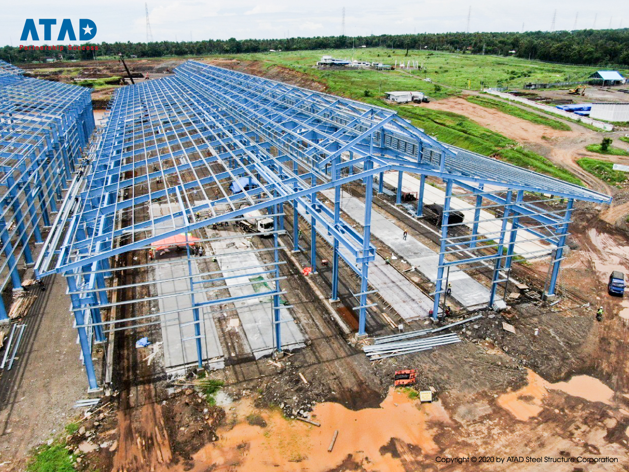 ATAD implemented the largest Indonesian rolling stock factory 2