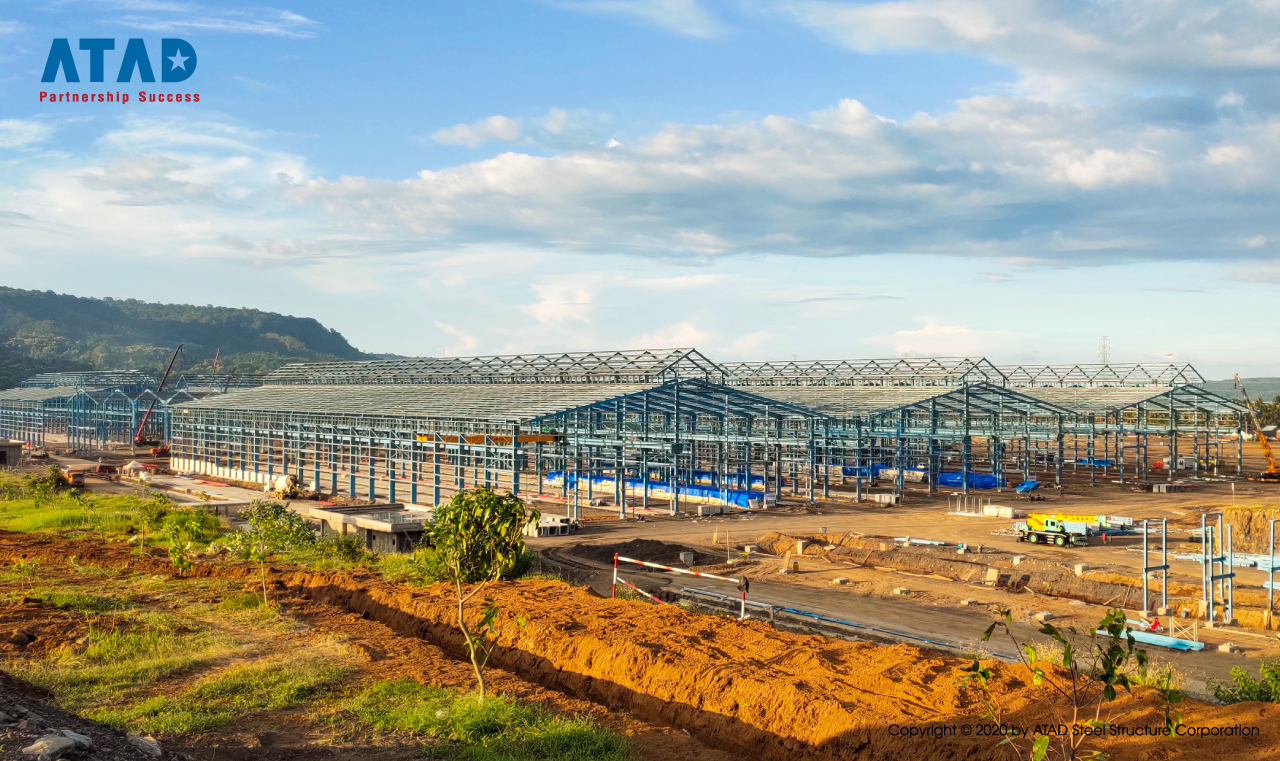 ATAD implemented the largest Indonesian rolling stock factory