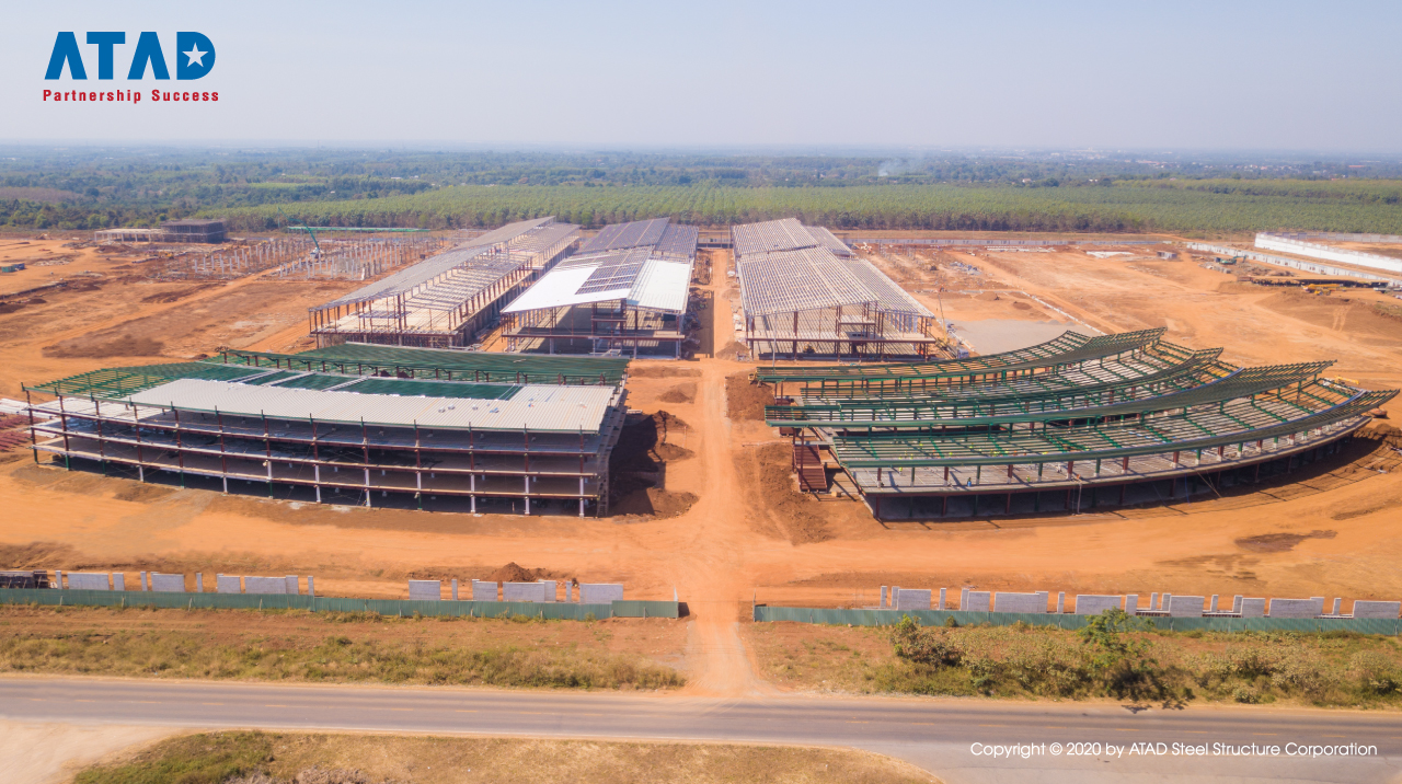 ATAD implemented Longwell project