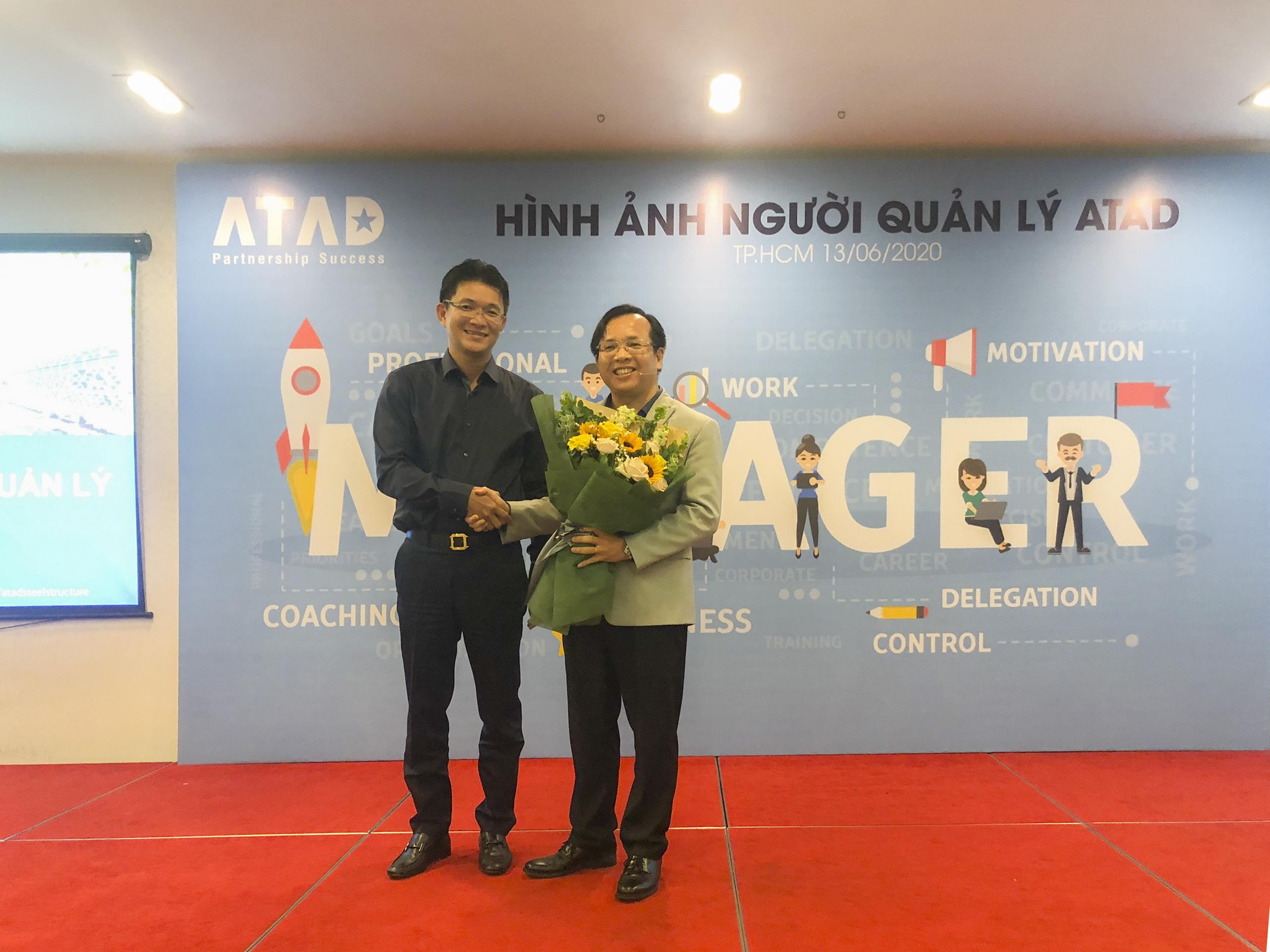 """""""Image of ATAD manager"""" training program 1"""