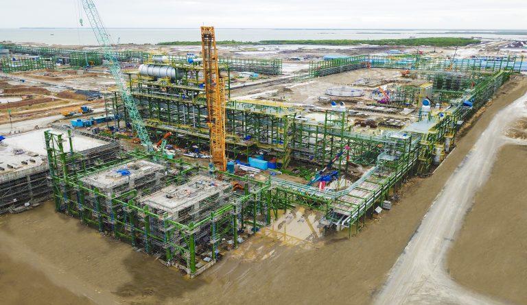 ATAD thực hiện dự án Tổ hợp Hóa dầu Long Sơn, Bà Rịa - Vũng Tàu