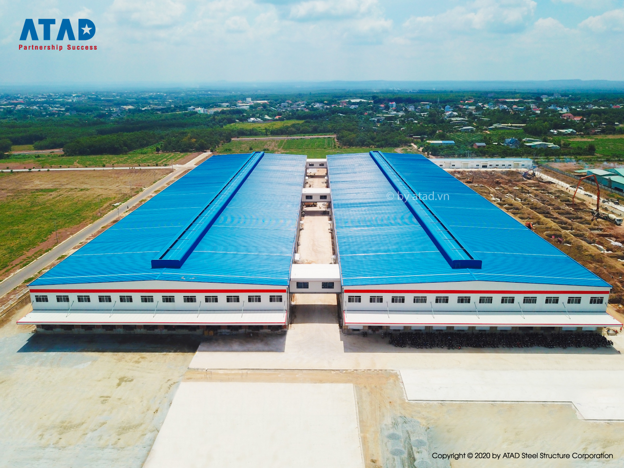 ATAD completed Vietnam Jason Furniture factory project