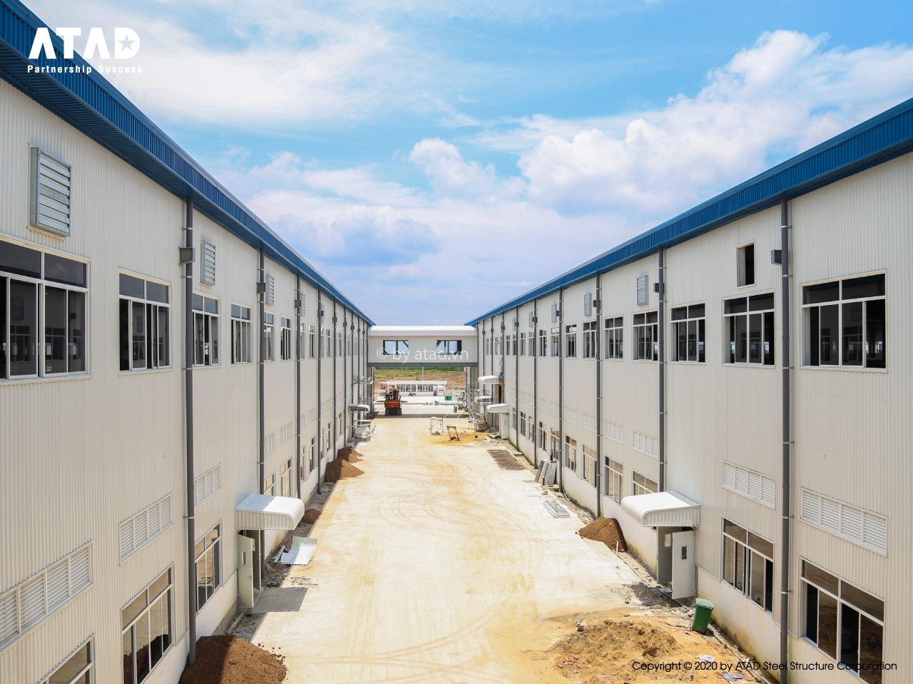 ATAD completed Vietnam Jason Furniture factory project 1