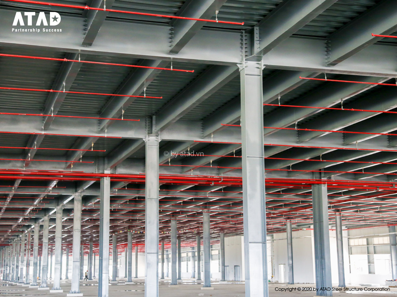 ATAD completed Vietnam Jason Furniture factory project 2