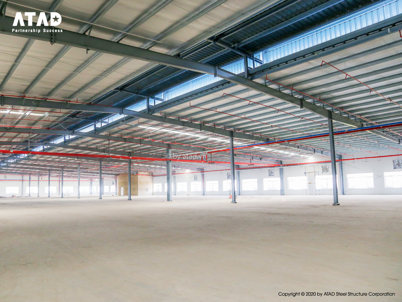 ATAD completed Vietnam Jason Furniture factory project 3