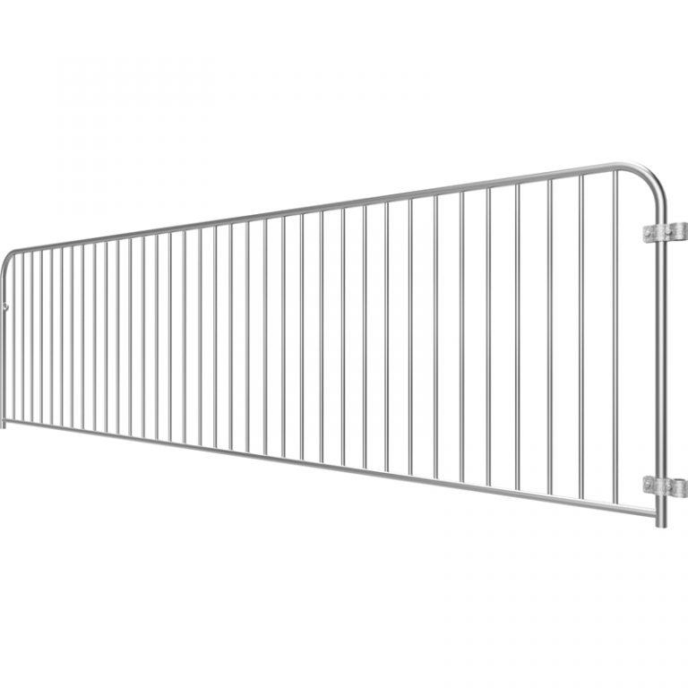 Franklin Vertical Bar Gate