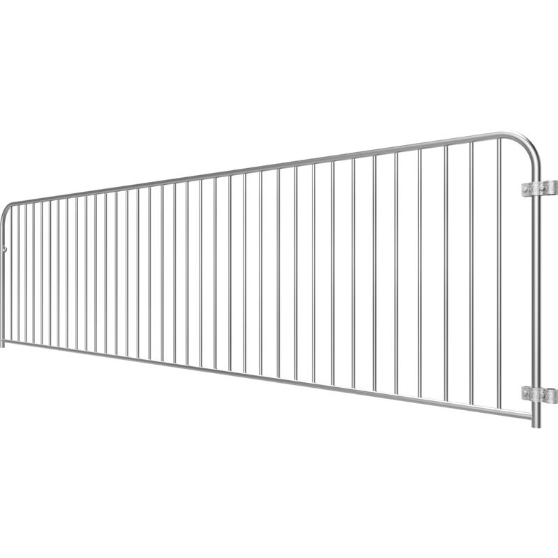 フランクリン縦棒ゲート