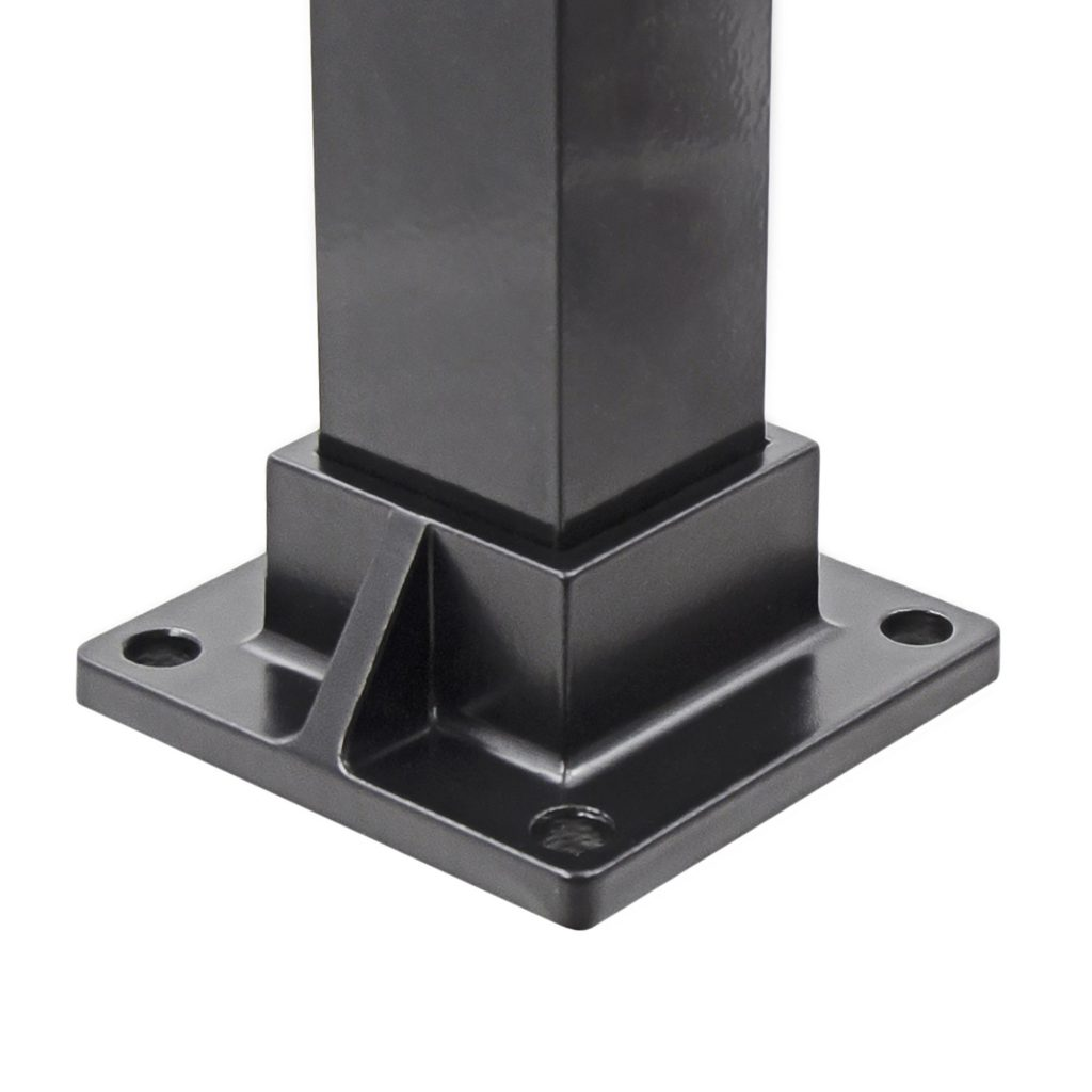 Guardian Flanged Post