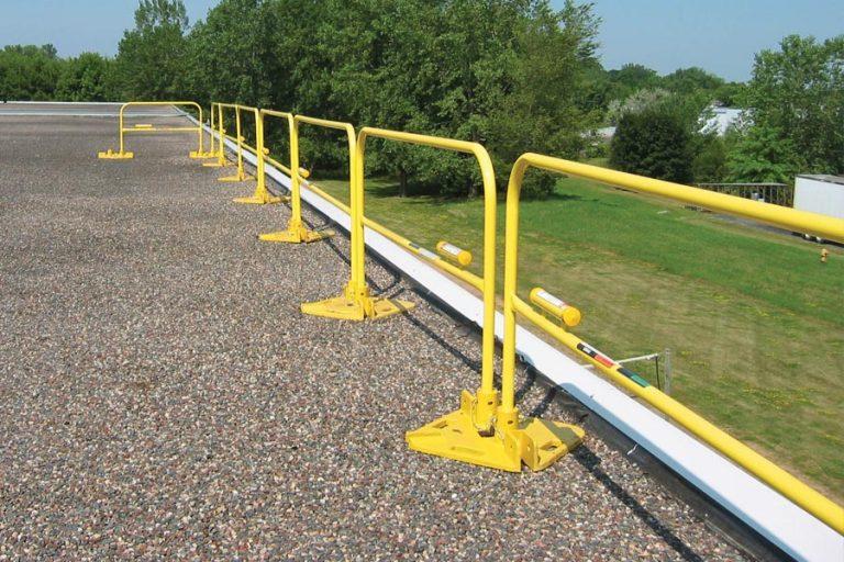 Ladder Guard Rail