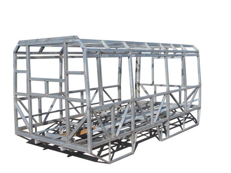 Steel Machine Frames