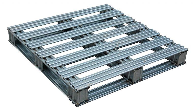 Steel Pallet Holding