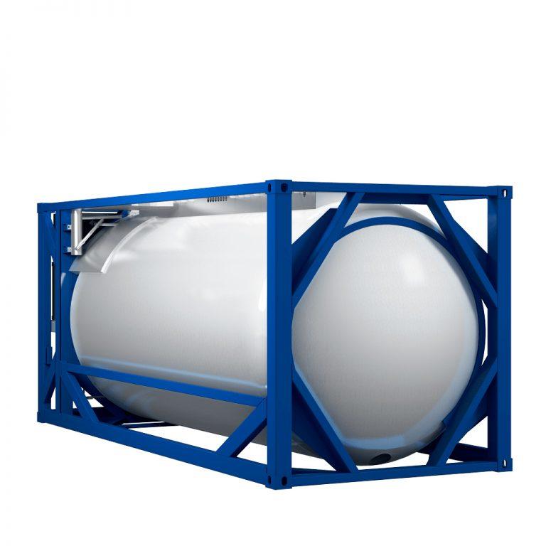 Steel Tank Equipment Frames
