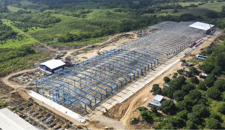 ATAD implemented Tobacco Processing Plant, Philippines