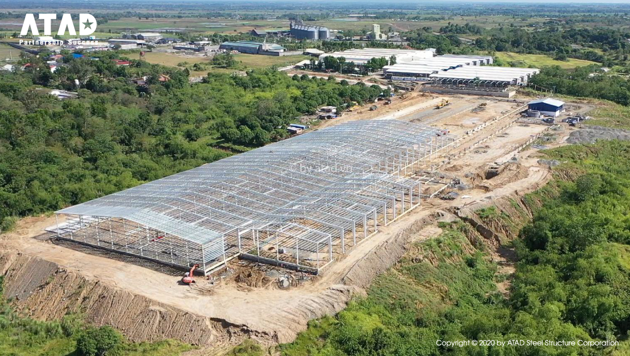 ATAD implemented Tobacco Processing Plant, Philippines 2