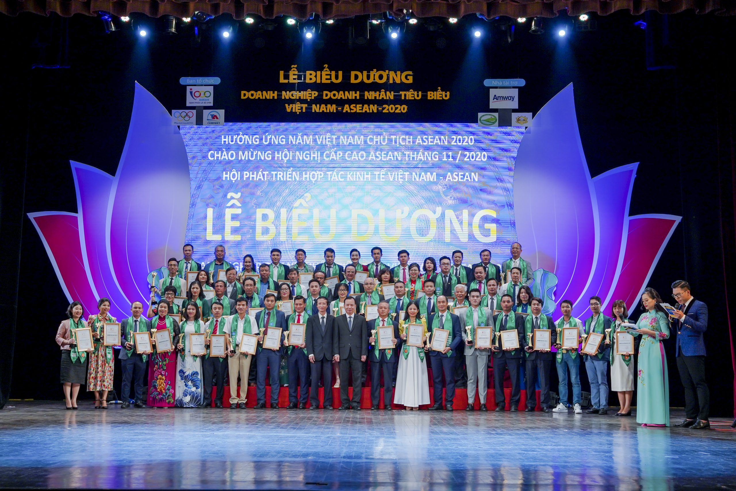 "ATAD is honored ""Asean Typical Enterprises 2020"" award"