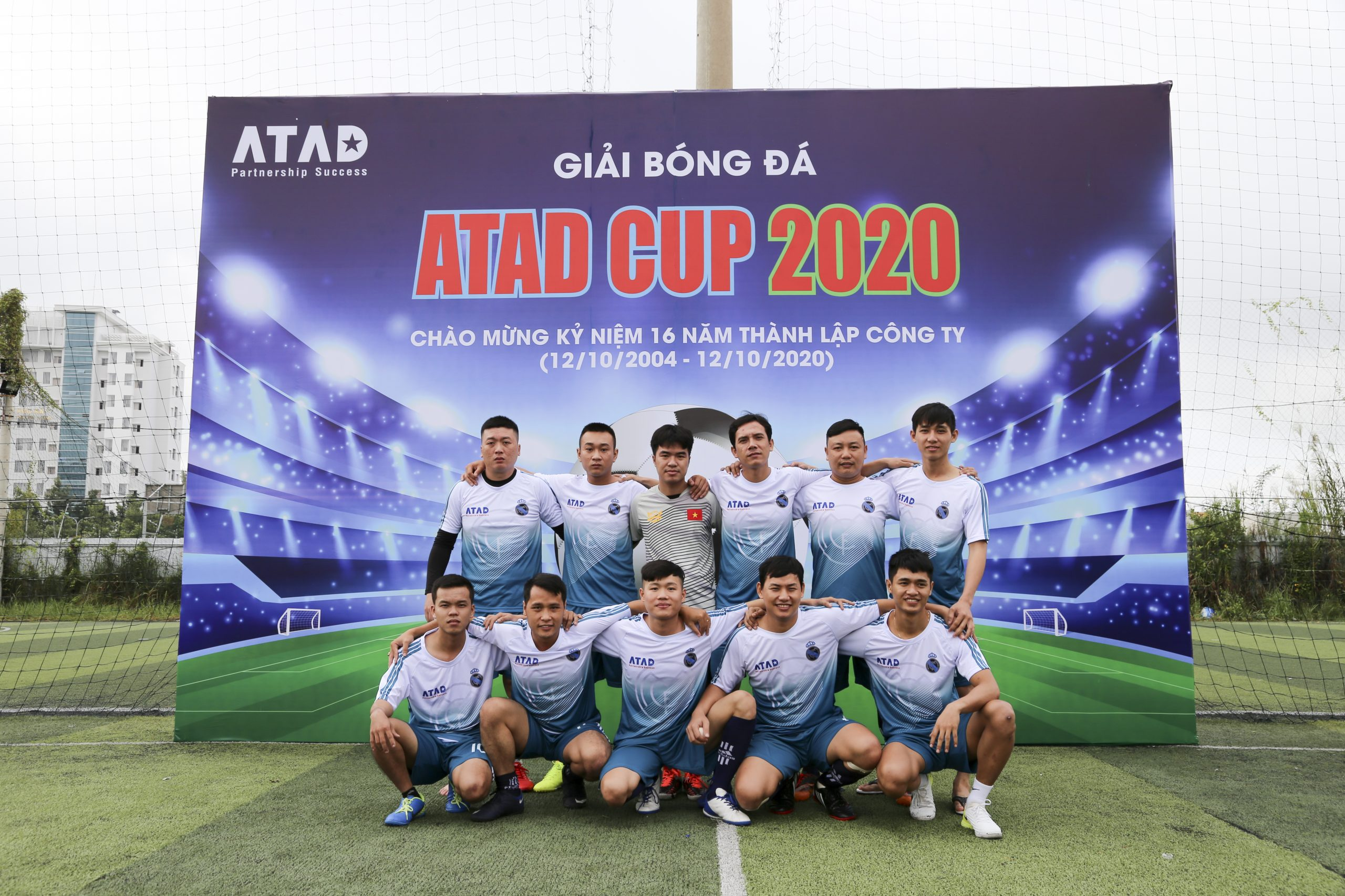 ATAD CUP 2020 football tournament to welcome Company's 16th anniversary