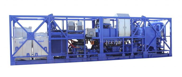 เครื่องจักรผลิตส่วนโครงสร้าง