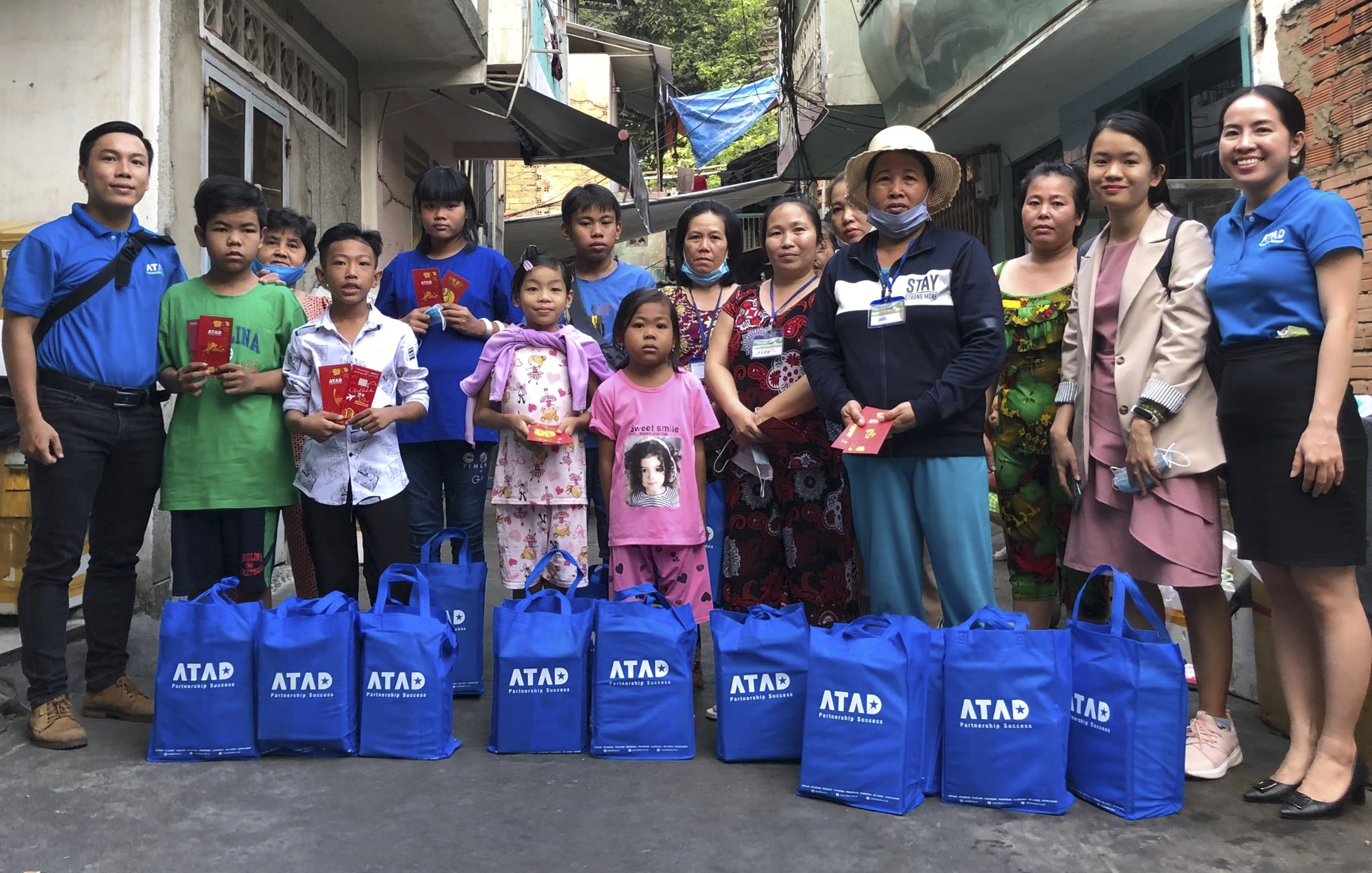 ATAD shares with children on dialysis