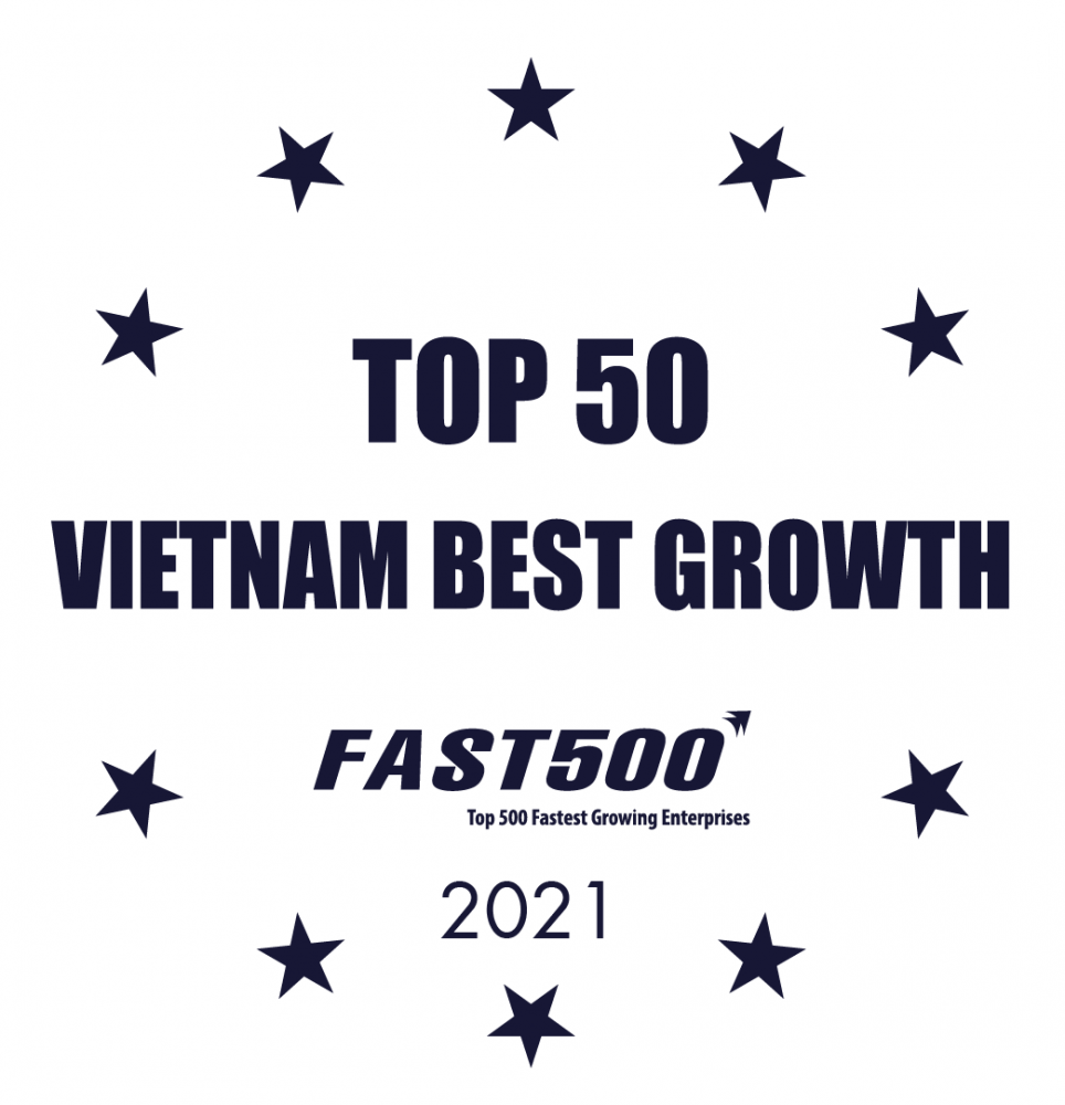 ATAD continues to be honored in the Top 50 Vietnam Best Growth in 2021