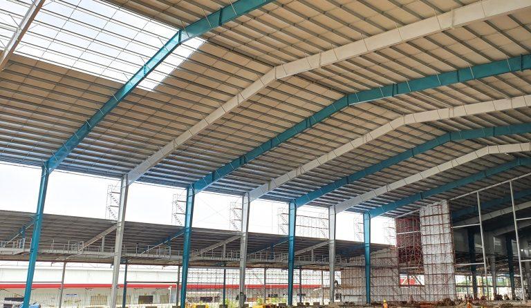 ATAD는 인도네시아에서 ZUELLIG PHARMA의 가장 큰 유통 센터 프로젝트를 수행