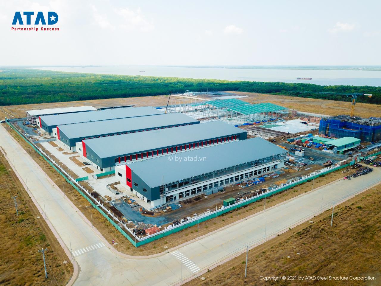 ATAD triển khai thực hiện dự án Nhà máy sản xuất Global Running, Tiền Giang