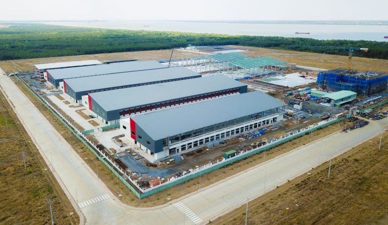 ATAD implements Global Running factory, Tien Giang province