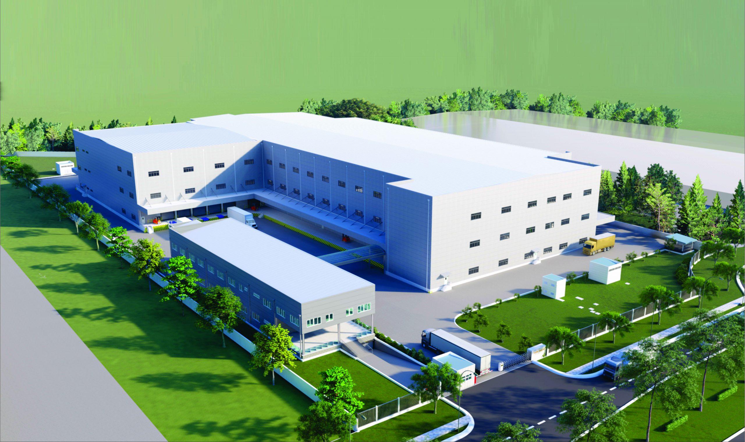 ATAD는  PLATEL VINA 생산 공장 프로젝트를 수행